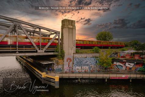 Berlin - Near Else OpenAir-Club & Bierga