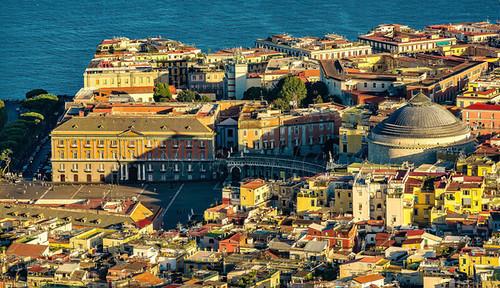 Naples - Piazza del Plebiscito
