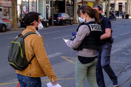Police controls