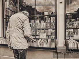 Amsterdam - Old Man, Old books