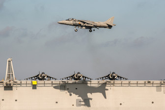 OTAN Armada - AV8-B Harrier II