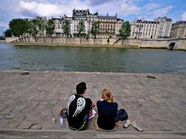 Paris. Fallen