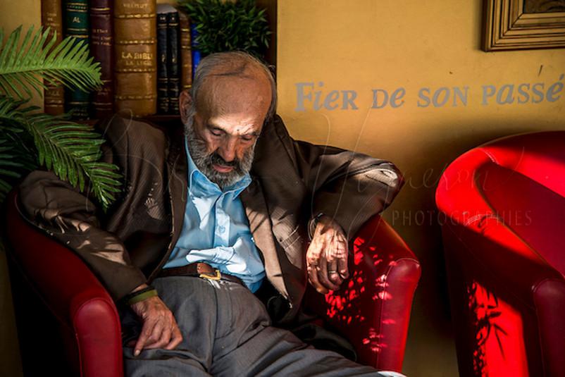 M. Julian Izquierdo y Garcia, 78 ans