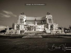 Rome. «Il Vittoriano»
