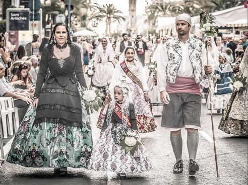 Feria Alicante - Fogueres