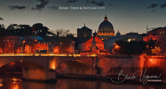 Twilight in the Vatican