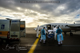 COVID-19 - Medical evacuations