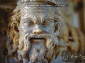 Rome. The treasures of the Vatican_