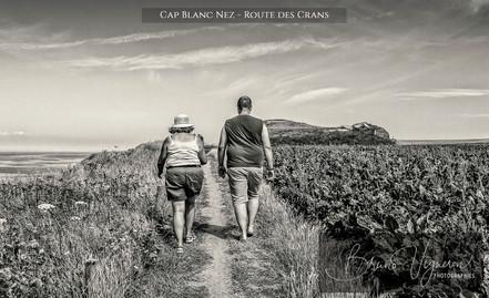 Blanc Nez. North, France