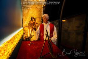 Jacques Tessier, priest & torero