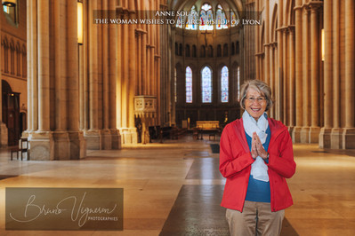 Anne Soupa, the woman wishes to be archbishop of Lyon