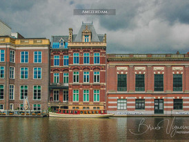 Amsterdam - Canal