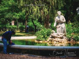Rome. Pincio Gardens