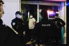 France under Curfew