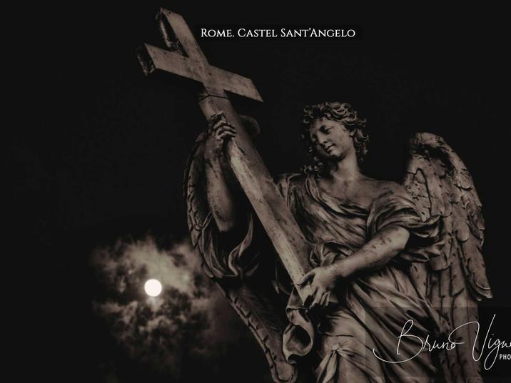 Rome. Castel Sant'Angelo
