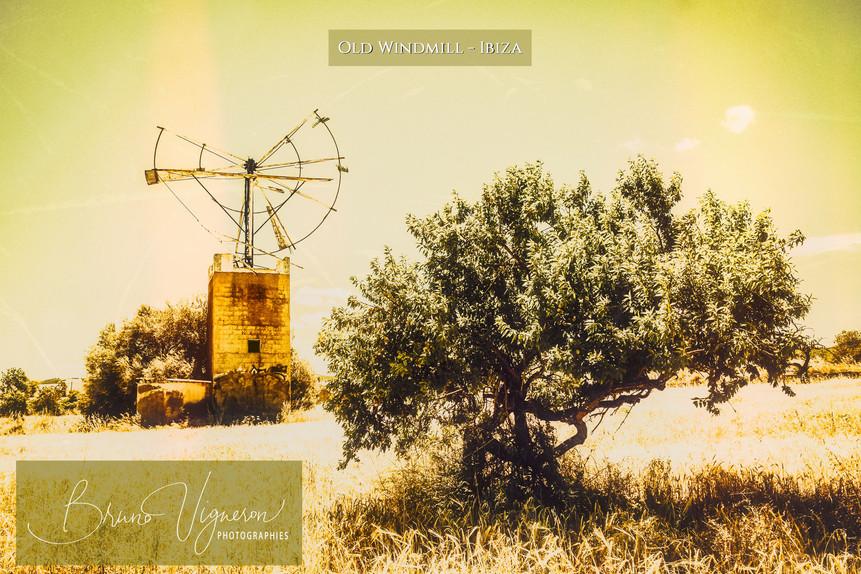 Old Windmill - Ibiza