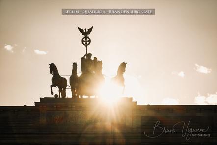 Quadriga - Brandenburg Gate