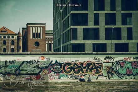 Berlin. The Wall.