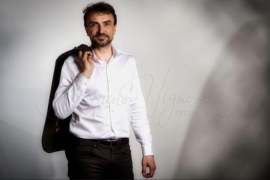 Gregory Doucet - Candidat Lyon 2020