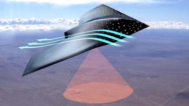 Aviones con 'la piel similar a la humana' para detectar daños