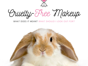 Cruelty-Free Makeup: What Does It Mean?