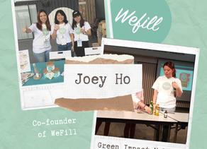 Green Impact Makers: Joey Ho