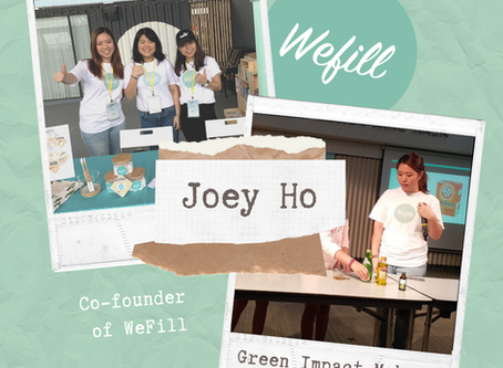 Green Impact Makers: Joey Ho