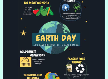 2020 Earth Day