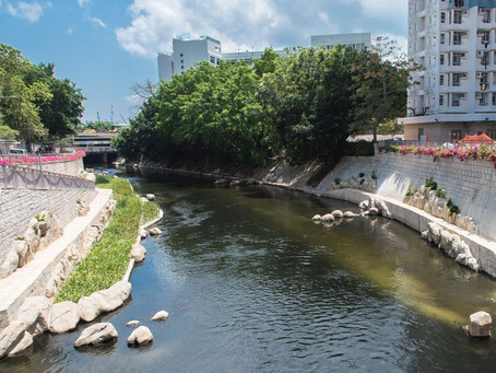 Revitalising Rivers