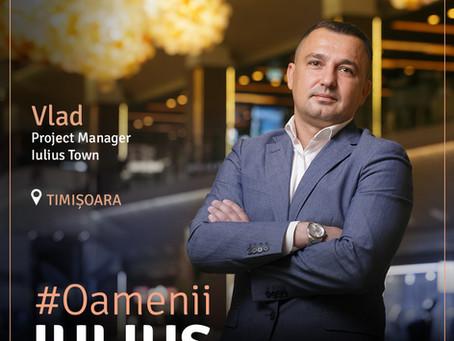 Vlad Samoil, inginerul constructor care a pus gardul șantierelor Palas Iași și Iulius Town