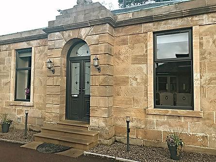 Shaped Windows Glasgow