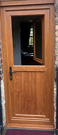upvc stable doors glasgow