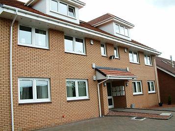 Fir Park Motherwell flats