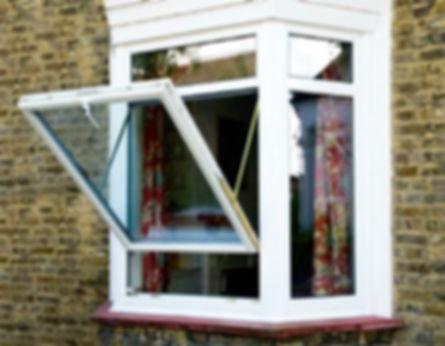 Fully reversible windows Glasgow