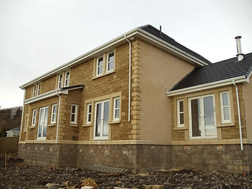 New build Clyde Valley