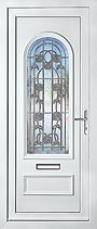 uPVC Resin Bevel Doors by Fortress Wishaw