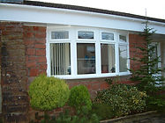 Bay windows upvc motherwell
