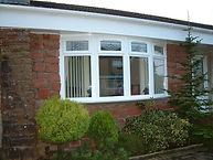 Bay windows upvc motherwell