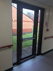 upvc care home doors fortress windows wishaw