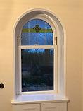 Sliding Sash Windows in motherwell shaped