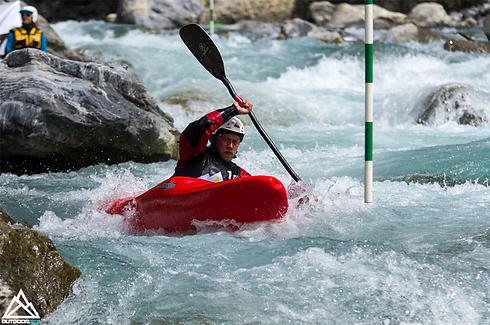 sca kayak activités moniteur pro vars