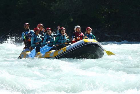 rafting-vacances-activités-vars-alpes