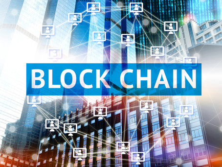 Blockchain Technology - Coming Soon To Commerical Real Estate