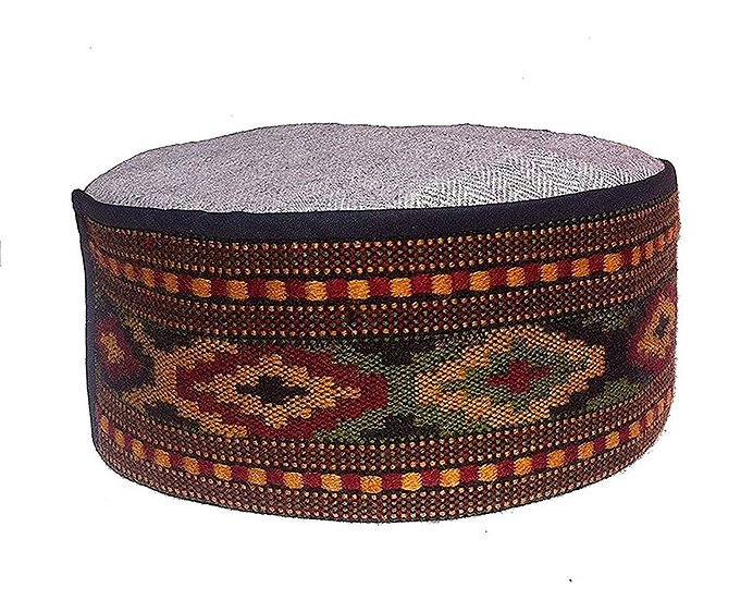 Unisex (Pahari Cap,himachali topi Fusion Cap