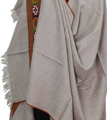 Kullu Kinnauri  Handcrafted Shawl