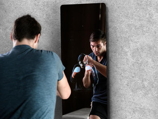 LUNNA Fitness Smart Mirror