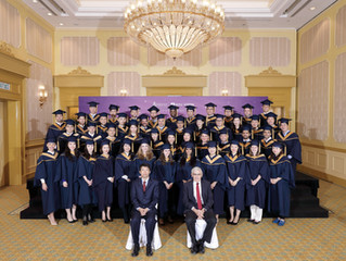 MSGF Class of 2019 - Well done !