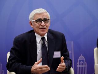 Professor Menachem Brenner is interviewed by Wall Street Journal