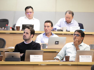MSGF - Module 4 in Hong Kong