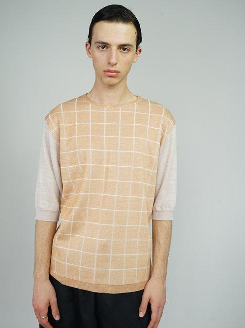 Pullover Charles short sleeved